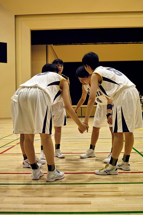 中学バスケット東大阪市民大会